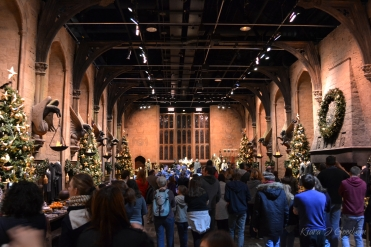 The doors swung open and we found ourselves standing in the Great Hall.