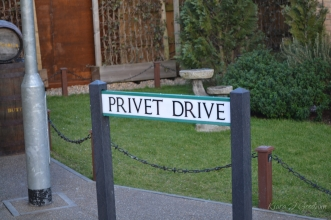 Where it all began at 4 Privet Drive.