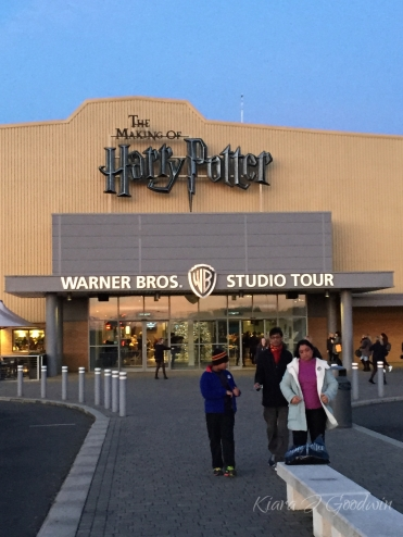 Through some insider information {read more in London pt. 4}, we figured out how to go to the HP Warner Bros. Studios! Prepare to nerd out.