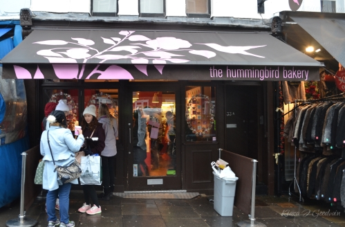 Hummingbird Bakery – Portobello Road
