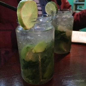 Seriously the best mojitos I've ever had.