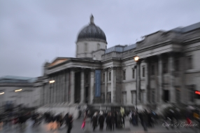 ...and the British Museum, where I happened to snag this trippy shot.