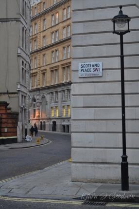 ...and Scotland Yard...