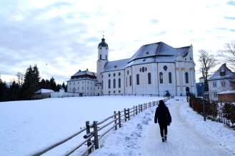 The Wieskirche.