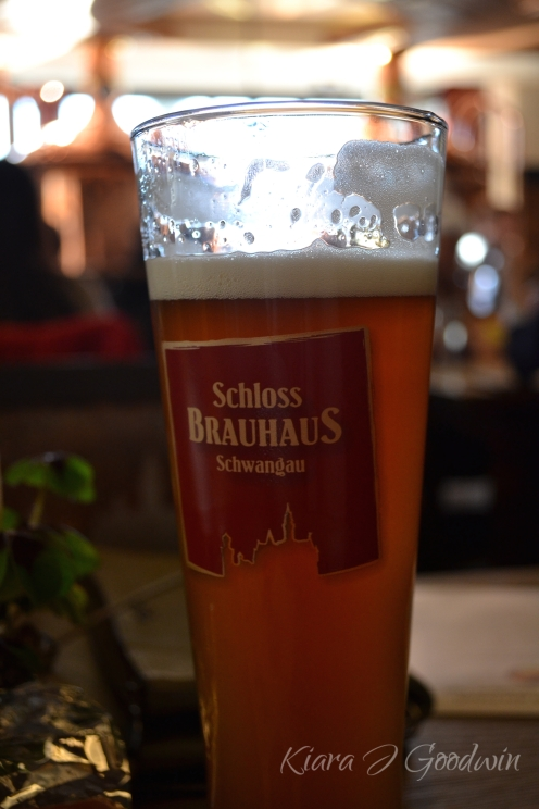 Prost! {that means cheers}