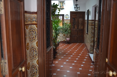 The entryways were stunning.