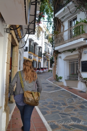 Wandering the streets of Casco Antiguo