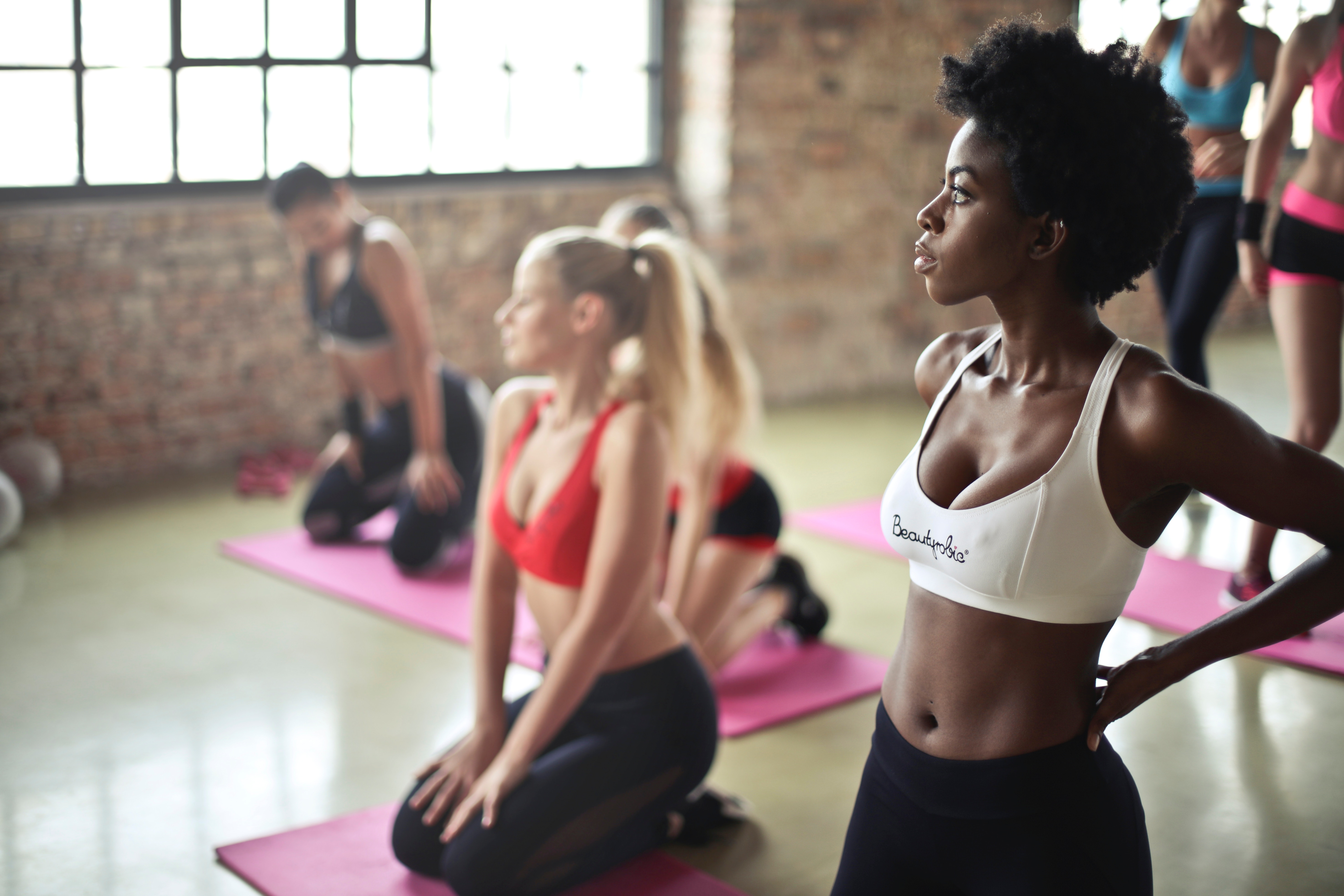 Huff Post Feature - HIIT Workouts - Kiara Goodwin