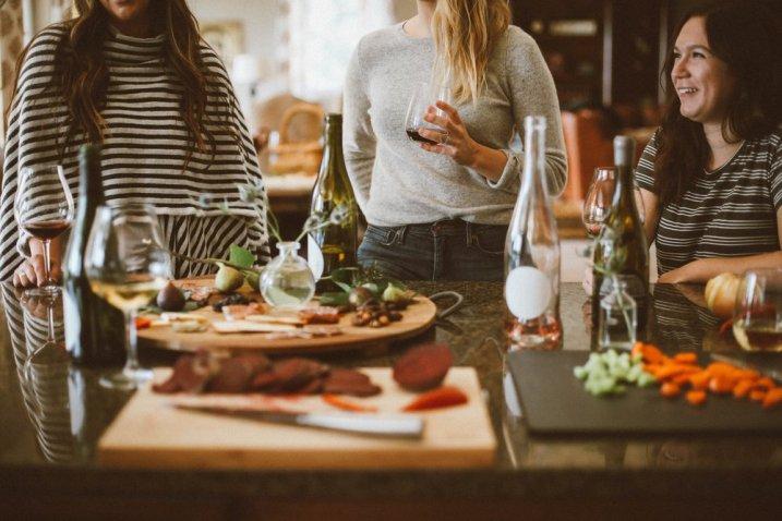 She Leads Daily Blog - Dinner Party - Kiara Goodwin